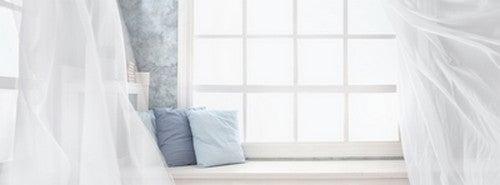 As últimas tendências em cortinas