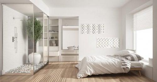 Ideias para decorar a sua casa usando transparências