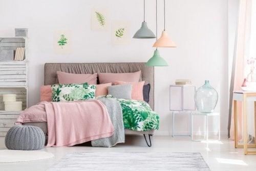 3 cores ideais para decorar a sua casa na primavera
