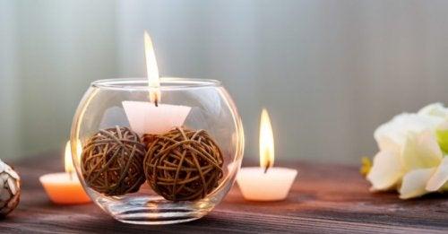Como fazer as velas DIY?