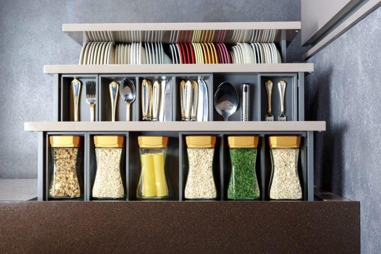 5 truques da IKEA para organizar a cozinha