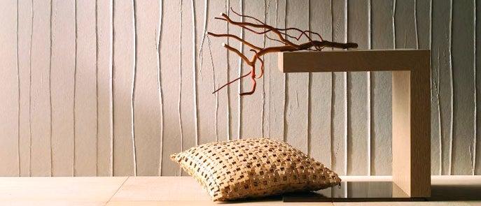 papel de parede grofado