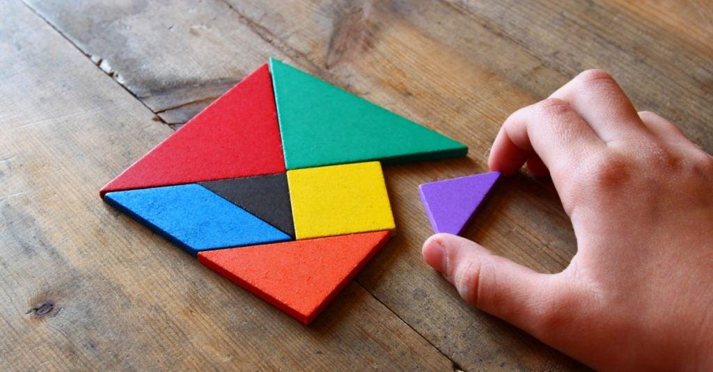 Proporção e escala de um objeto na decoração dos espaços