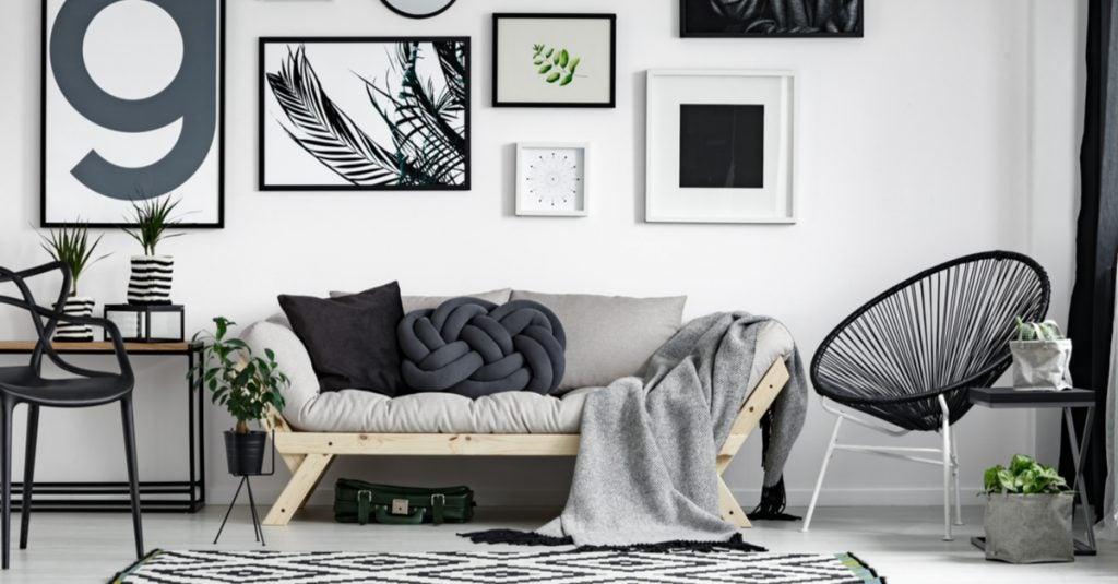 Nossas dicas para decorar a sala de estar
