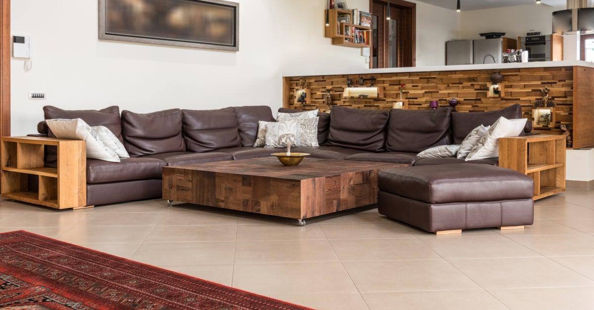 5 ideias de sofás para a sua casa