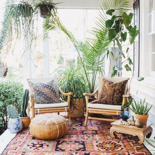 4 sugestões para decorar um pátio