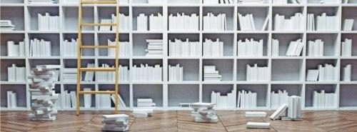 5 propostas de estantes originais