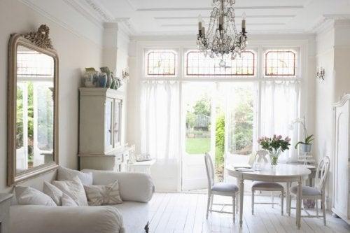 Branco total: a nova tendência 2018 que iluminará seus espaços