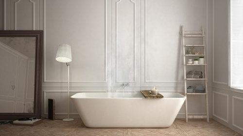 banheira de acrílico