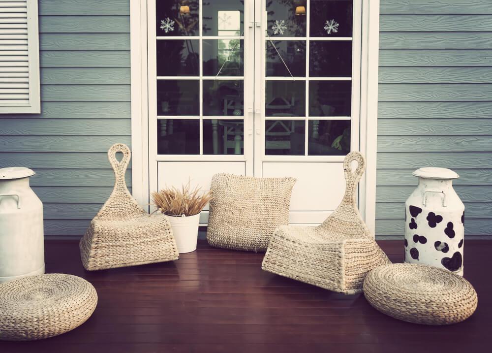 2 sugestões de cadeiras para exteriores