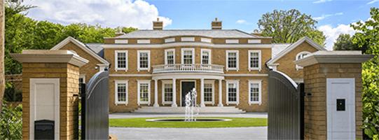 Conheça 4 casas de luxo impressionantes