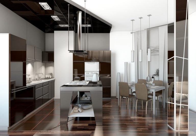 Três sugestões para as casas no estilo minimalista
