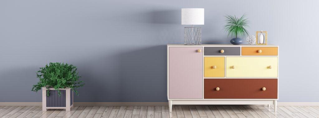 6 dicas para escolher a cômoda ideal para a sua casa