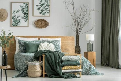 cores quentes para apartamento aconchegante e luminoso