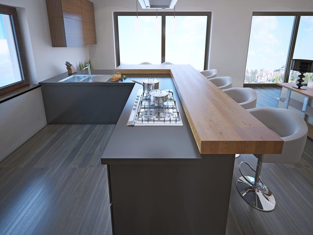 Como projetar a sua cozinha