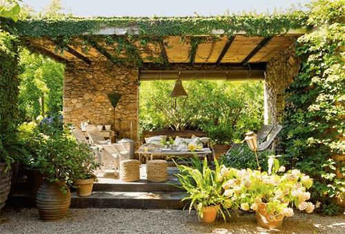 3 dicas para decorar o seu jardim