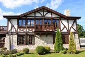 material da fachada da sua casa
