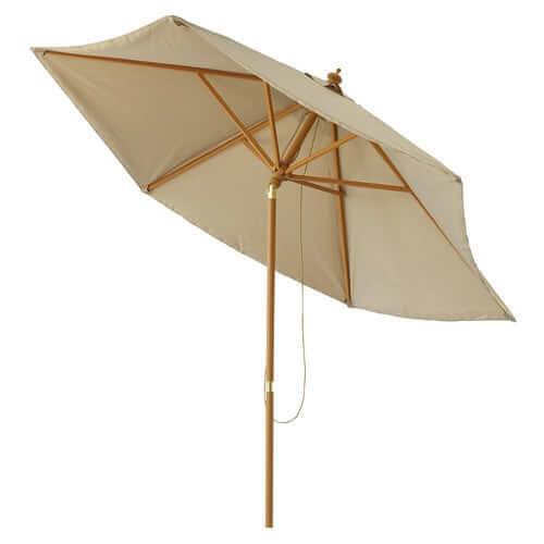 Ombrelones para o terraço: modelo PALMA