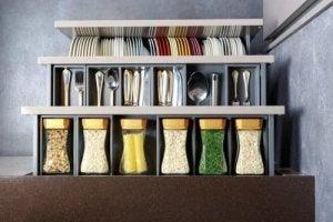 otimizar o espaço da cozinha