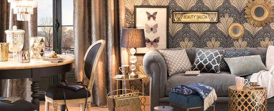 Sala de estar clássica: nossas recomendações