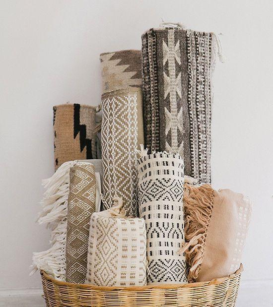 4 dicas básicas para escolher um tapete