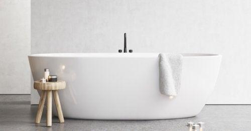 Banheiras de design para os banheiros mais exigentes