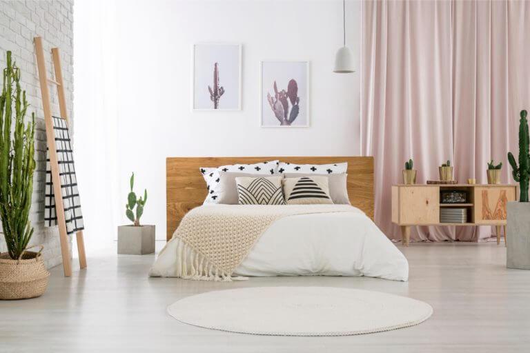 A importância dos duvets na decoração do quarto
