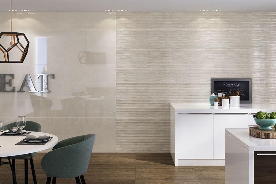Azulejos Com Relevo Para A Cozinha Decoração E Originalidade