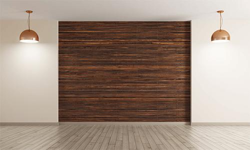 Ideias para decorar paredes e pisos com madeira