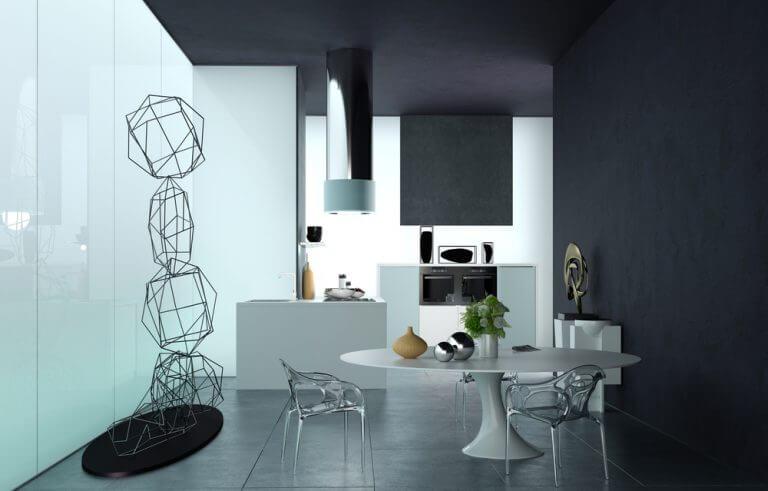 Esculturas para decorar a casa: arte e originalidade