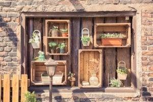 móveis artesanais