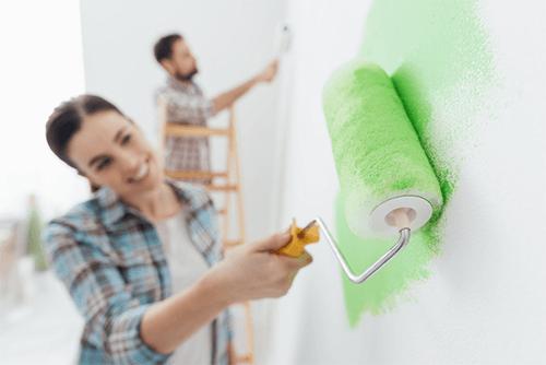 5 dicas para seguir antes de pintar as paredes