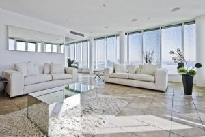pisos de cerâmica