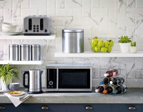 Algumas dicas para escolher um micro-ondas para a sua cozinha