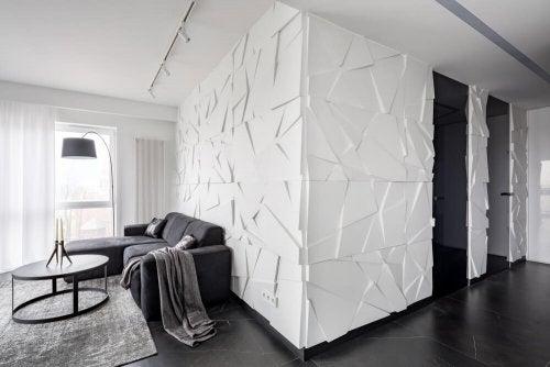 9 tendências em papel de parede para decorar as salas de estar