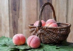 organizar frutas e verduras