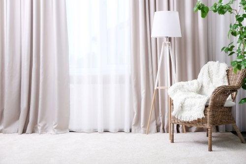 6 passos para fazer suas próprias cortinas
