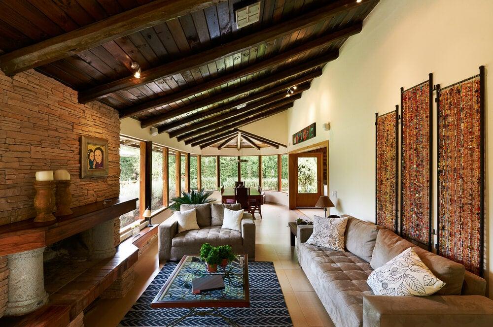 Designs de casas que você certamente gostará