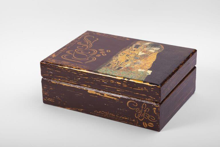 Estampas na madeira: crie belos objetos