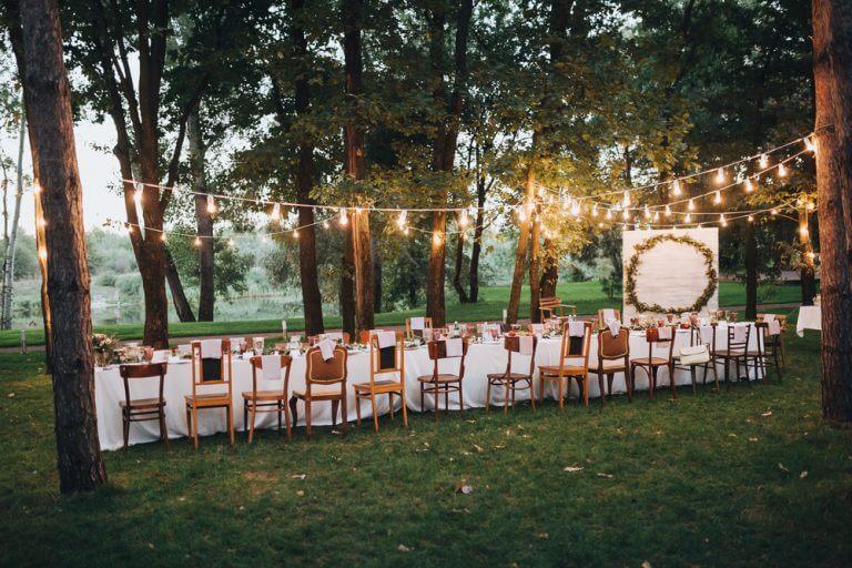 5 dicas para celebrar um casamento no jardim