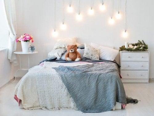 Dê um toque romântico ao seu lar