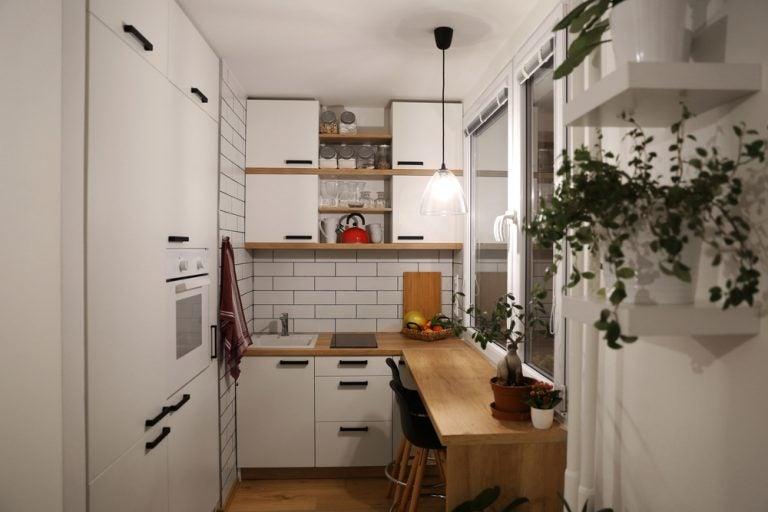 Móveis com espaço de armazenamento