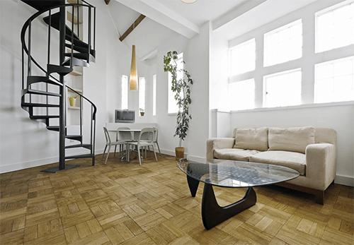 Escadas metálicas originais para sua casa