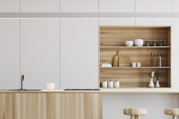 5 passos para criar um armário para a cozinha
