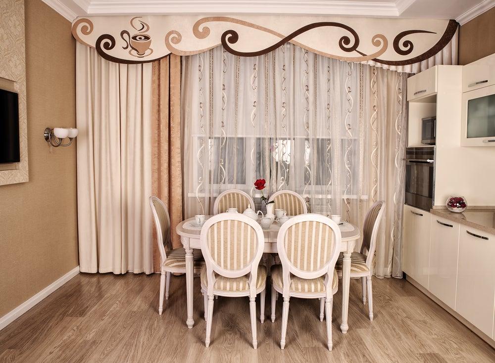 Melhores cortinas para cozinha