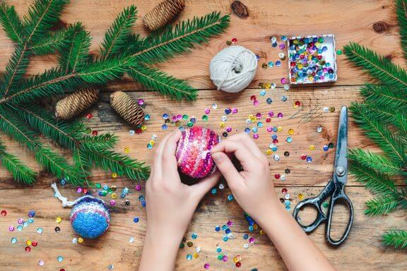 4 maneiras de decorar com lantejoulas