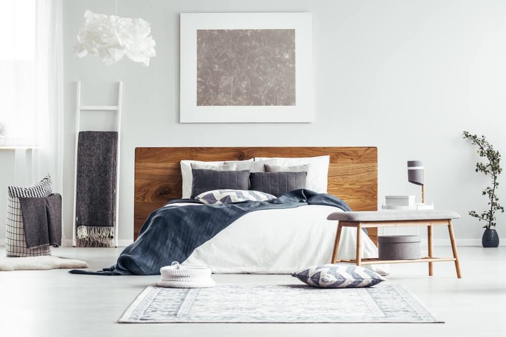 5 dicas para decorar a sua cama como um profissional