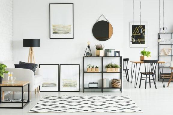 Ideias para decorar a sua sala com espelhos