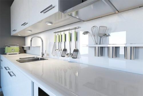 Qual é o melhor material para bancadas de cozinha?