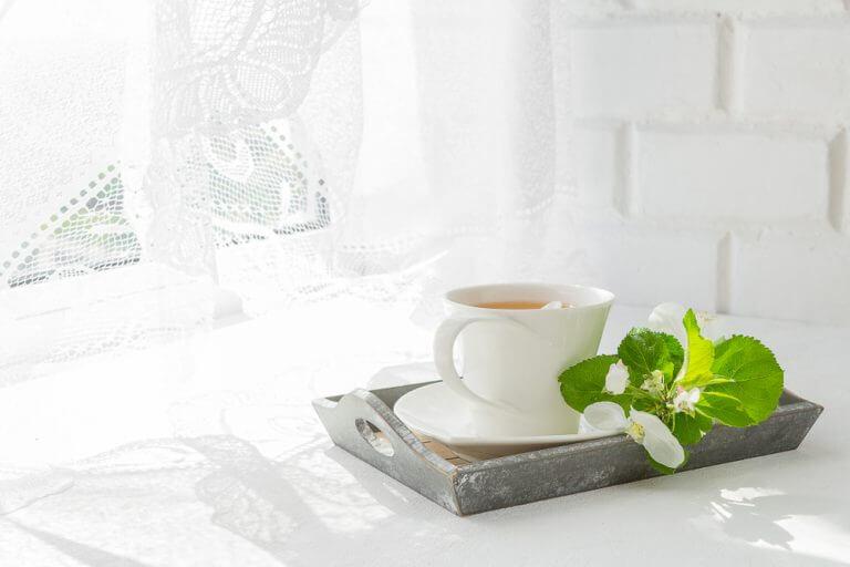Onde colocar o seu cantinho do chá